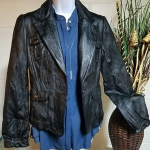 💗Mossimo Leather Jacket💚